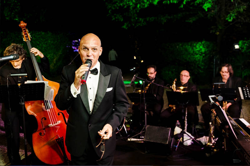 galà dinner con big band all swing
